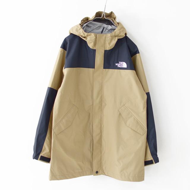 THE NORTH FACE [ザ ノースフェイス] Ks Mountain Rain Coat [NPJ12004] マウンテンレインコート(大人の女性も着用可能)LADY\'S / KID\'S _f0051306_18154409.jpg