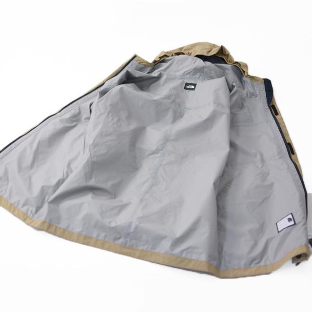 THE NORTH FACE [ザ ノースフェイス] Ks Mountain Rain Coat [NPJ12004] マウンテンレインコート(大人の女性も着用可能)LADY\'S / KID\'S _f0051306_18154587.jpg