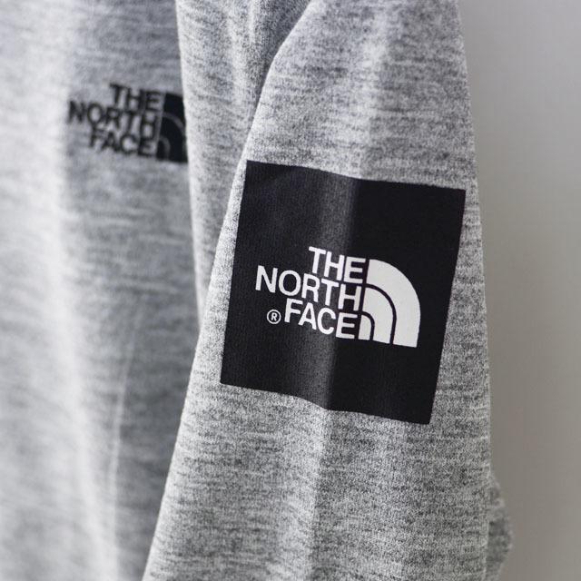 THE NORTH FACE [ザ ノースフェイス正規代理店] Ks Square Logo Full Zip [NTJ61921] スクエアロゴフルジップ KIDS・LADY\'S _f0051306_18243779.jpg