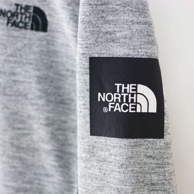 THE NORTH FACE [ザ ノースフェイス正規代理店] Ks Square Logo Crew [NTJ61922] スクエアロゴクルー・ロンT・トレーナー・LADY\'S _f0051306_18332964.jpg