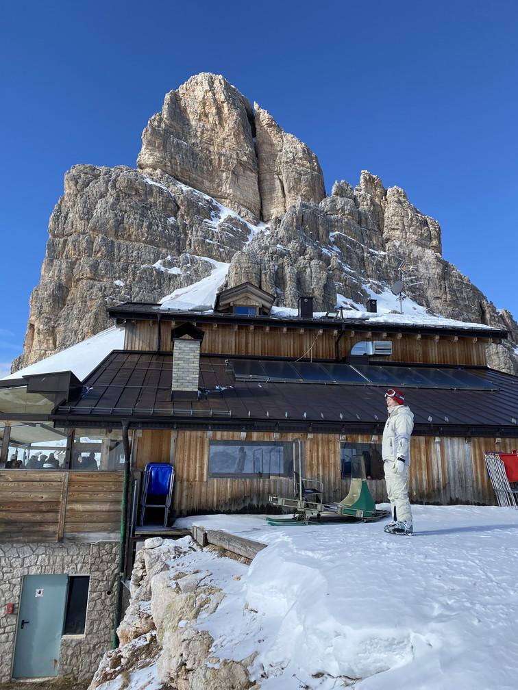 """2020年2月『イタリア・ドロミテ・スキー その1』 February 2020 \""""Skin in Dolomiti, Italia\""""_c0219616_18095423.jpg"""