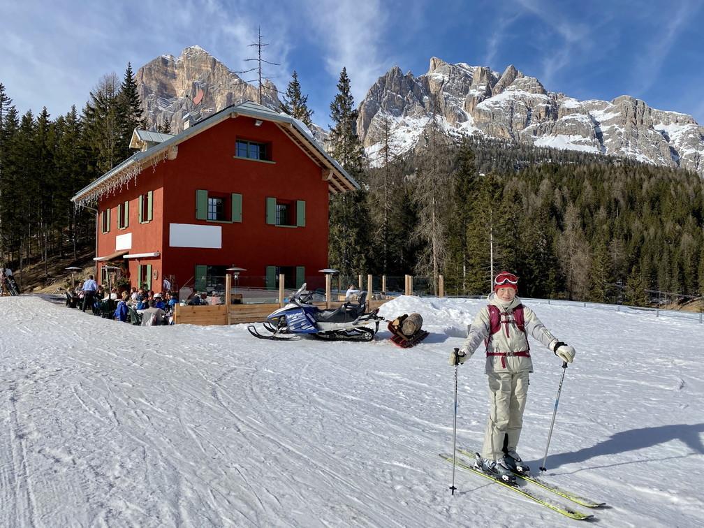 """2020年2月『イタリア・ドロミテ・スキー その1』 February 2020 \""""Skin in Dolomiti, Italia\""""_c0219616_18095486.jpg"""