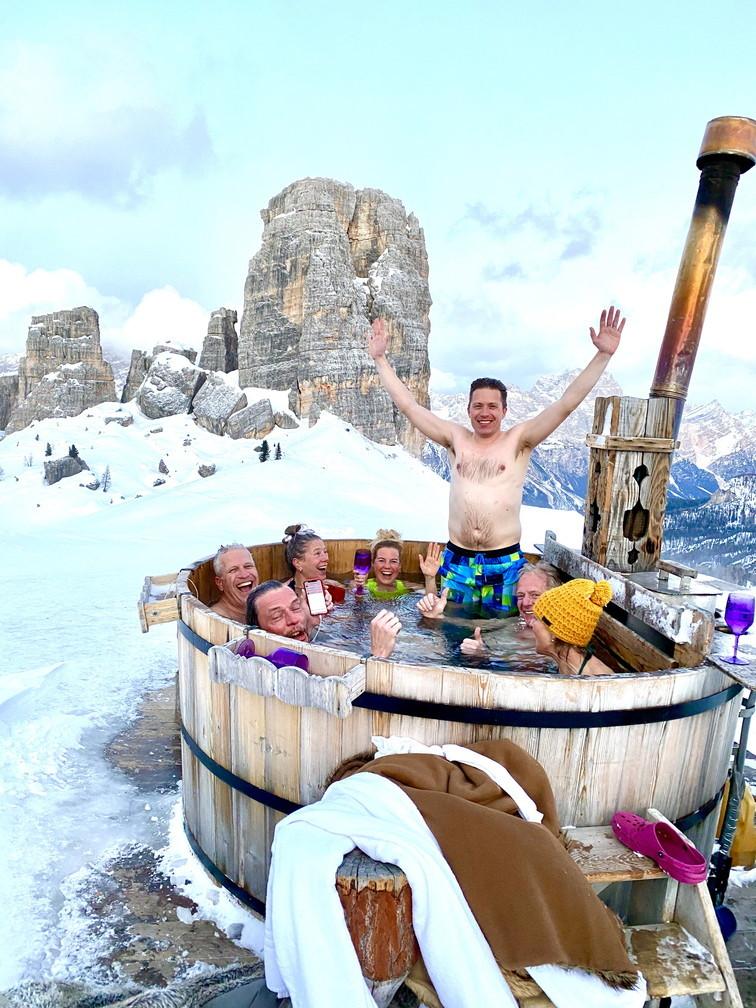 """2020年2月『イタリア・ドロミテ・スキー その1』 February 2020 \""""Skin in Dolomiti, Italia\""""_c0219616_18095517.jpg"""