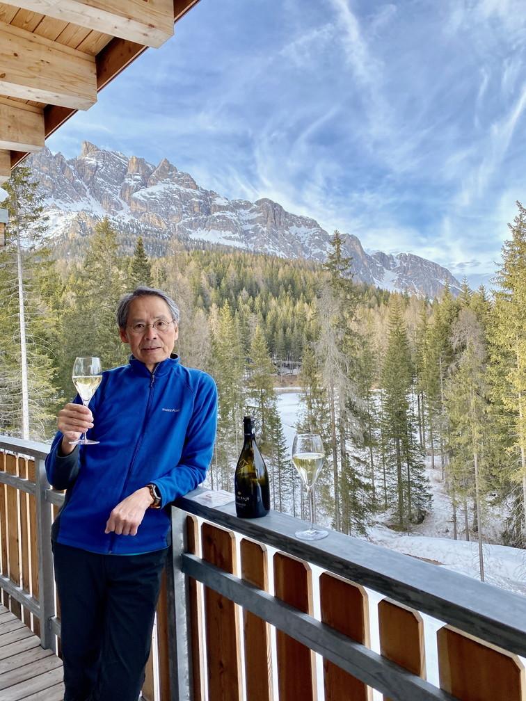 """2020年2月『イタリア・ドロミテ・スキー その1』 February 2020 \""""Skin in Dolomiti, Italia\""""_c0219616_20222411.jpg"""