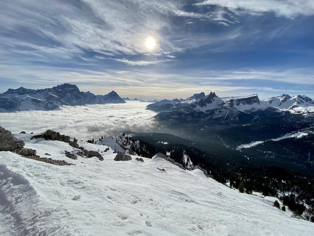 """2020年2月『イタリア・ドロミテ・スキー その1』 February 2020 \""""Skin in Dolomiti, Italia\""""_c0219616_20290990.jpg"""