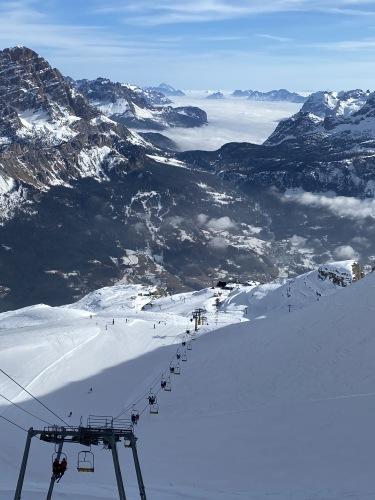 """2020年2月『イタリア・ドロミテ・スキー その1』 February 2020 \""""Skin in Dolomiti, Italia\""""_c0219616_20305535.jpg"""