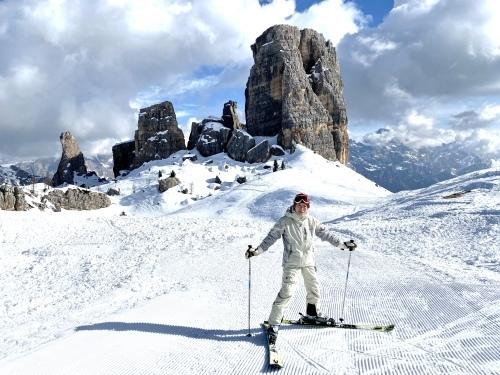 """2020年2月『イタリア・ドロミテ・スキー その1』 February 2020 \""""Skin in Dolomiti, Italia\""""_c0219616_21051245.jpg"""