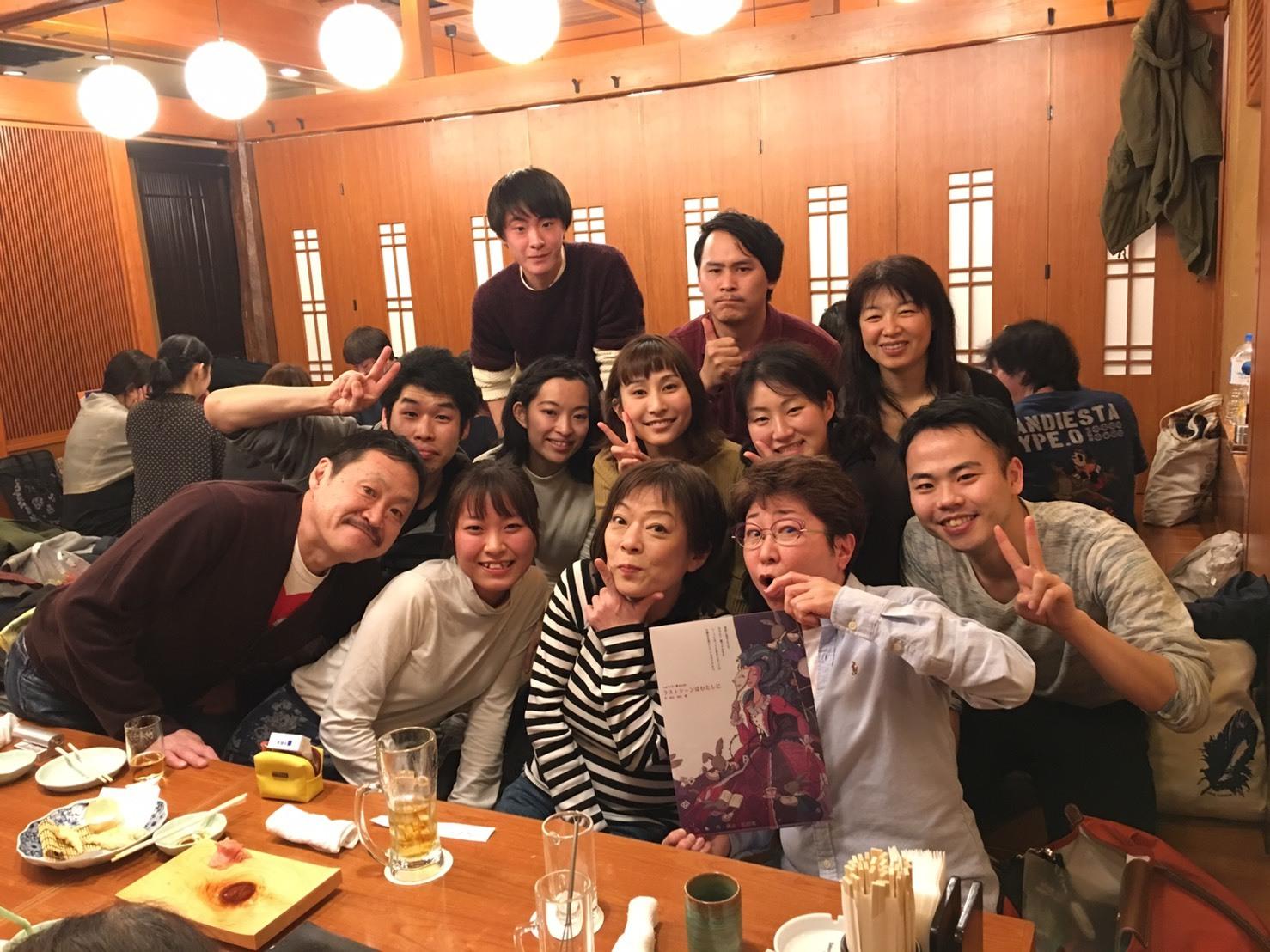 劇団しゅうくりー夢 Vol.64 ラストシーンはわたしに_a0163623_01241699.jpg