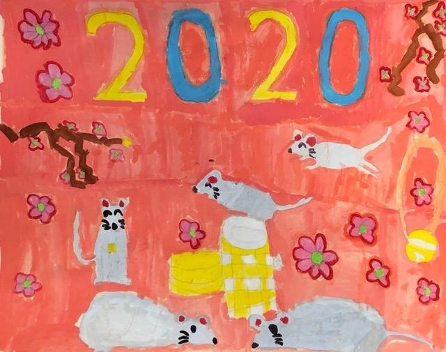 一宮教室、児童コース、カレンダー紹介。その3_f0373324_16391044.jpg