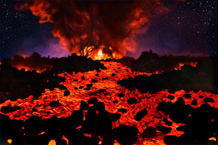 噴火!_b0175635_23340531.jpg