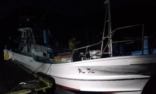 トンジギ❕❕乗船Jerk忠丸❕❕(≧▽≦)_e0212944_7363984.jpg