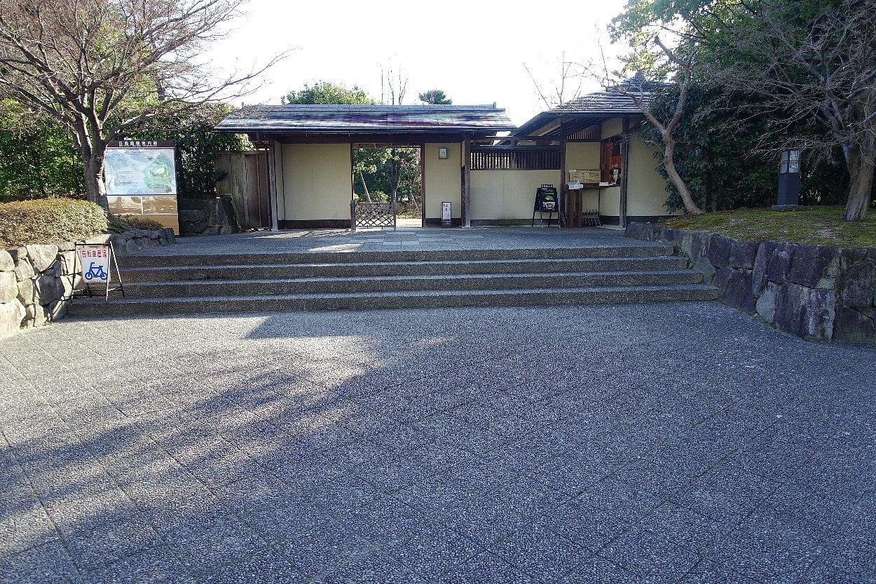 白鳥庭園(その1)_c0112559_08140054.jpg
