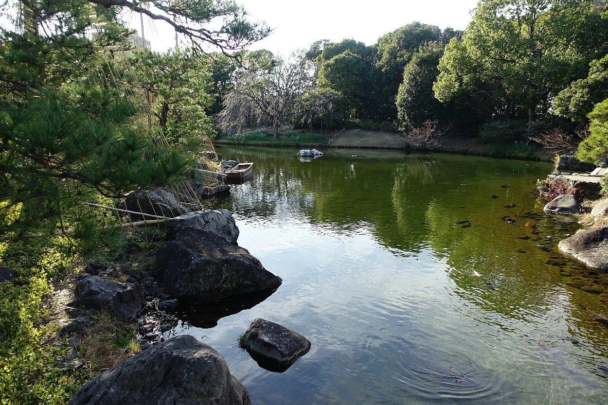 白鳥庭園(その1)_c0112559_08201434.jpg