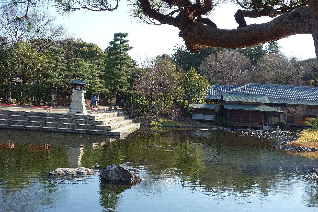 白鳥庭園(その1)_c0112559_08222111.jpg