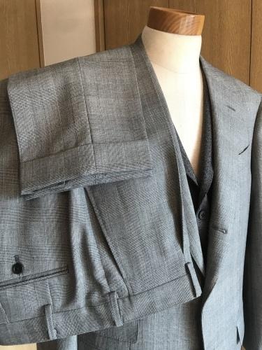 ~普段着のスーツスタイル~ スーツ&オッドベスト 編_c0177259_22015929.jpeg