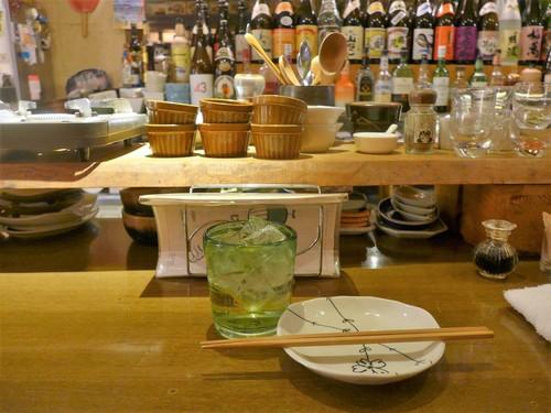 吉祥寺「酒と肴 くじら山」へ行く。_f0232060_038397.jpg