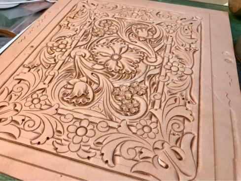 2020 Prescott Carving Contest 出品作品の製作過程(その2)_a0228364_21532612.jpg