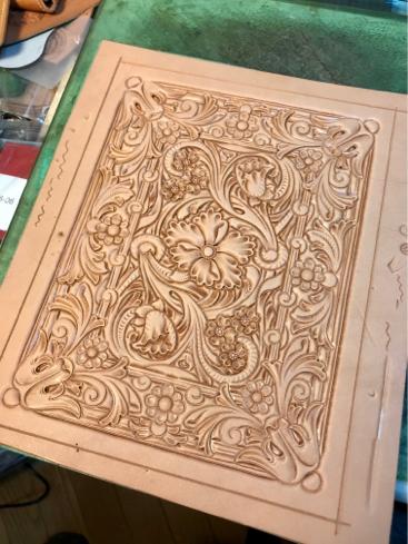 2020 Prescott Carving Contest 出品作品の製作過程(その2)_a0228364_21532824.jpg