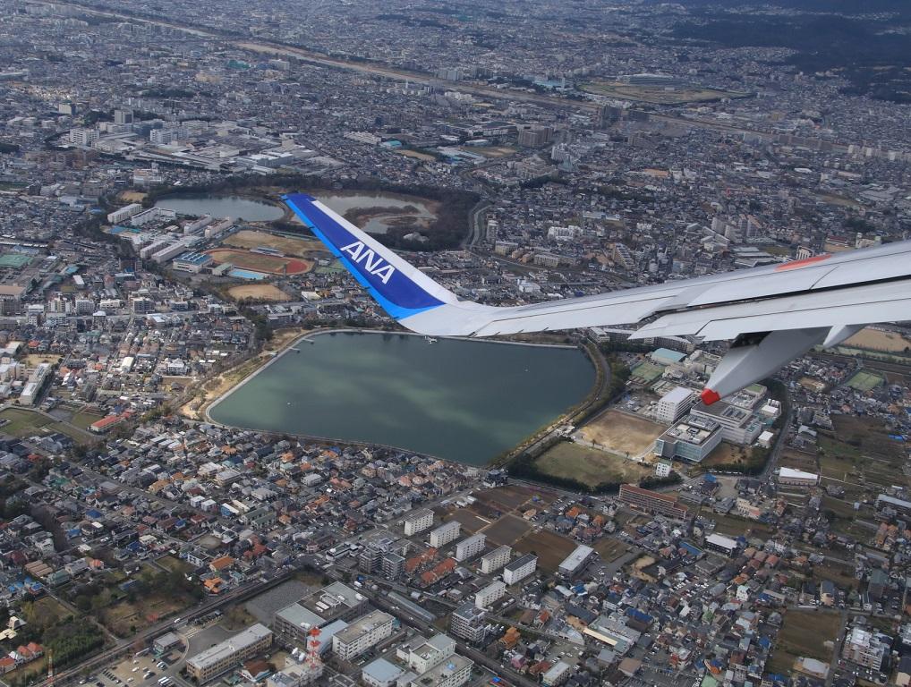 NH22便 羽田へ (用事があり)_d0202264_1027374.jpg
