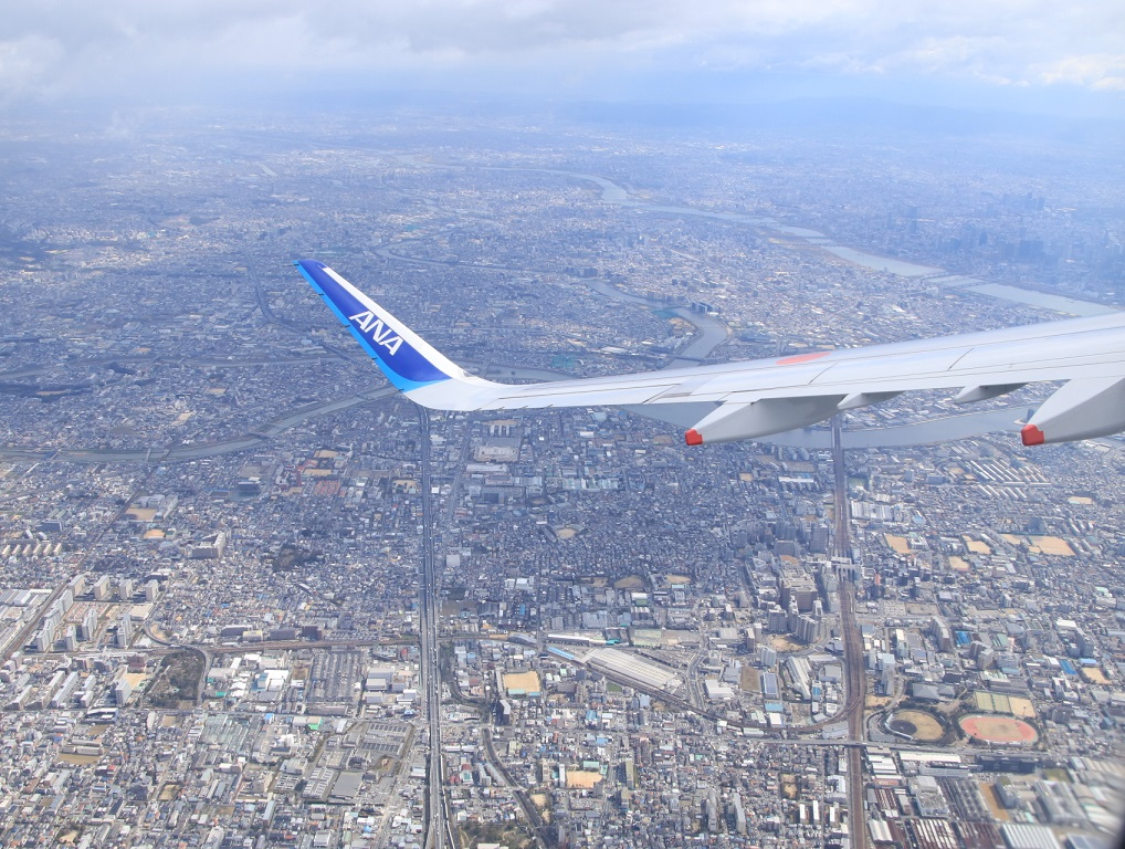 NH22便 羽田へ (用事があり)_d0202264_10303595.jpg