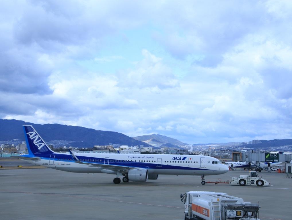 NH22便 羽田へ (用事があり)_d0202264_4124942.jpg