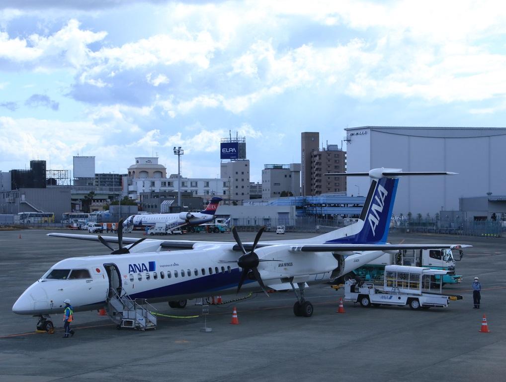 NH22便 羽田へ (用事があり)_d0202264_4162168.jpg