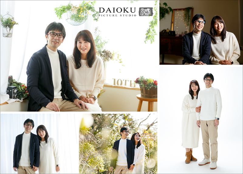 大人家族(結婚記念日)_c0224169_16183367.jpg