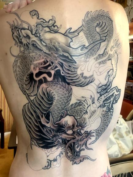 バクのタトゥー     Shun_b0191270_12163799.jpg
