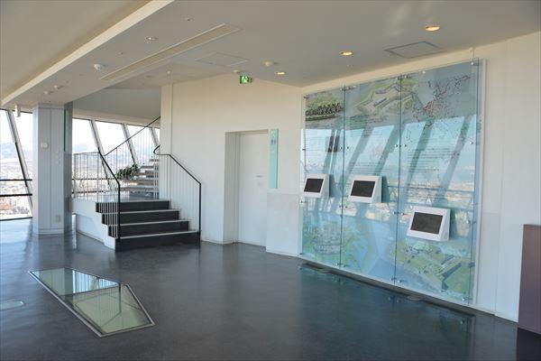 五稜郭タワー展望台の展示の一部リニューアル ご案内_f0228071_16395899.jpg