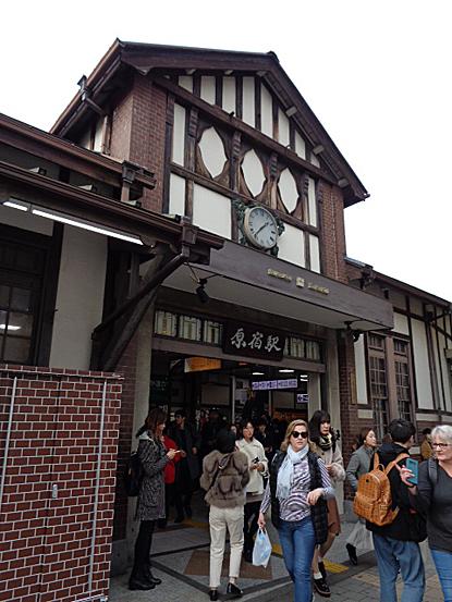 原宿駅舎_e0066586_07395559.jpg