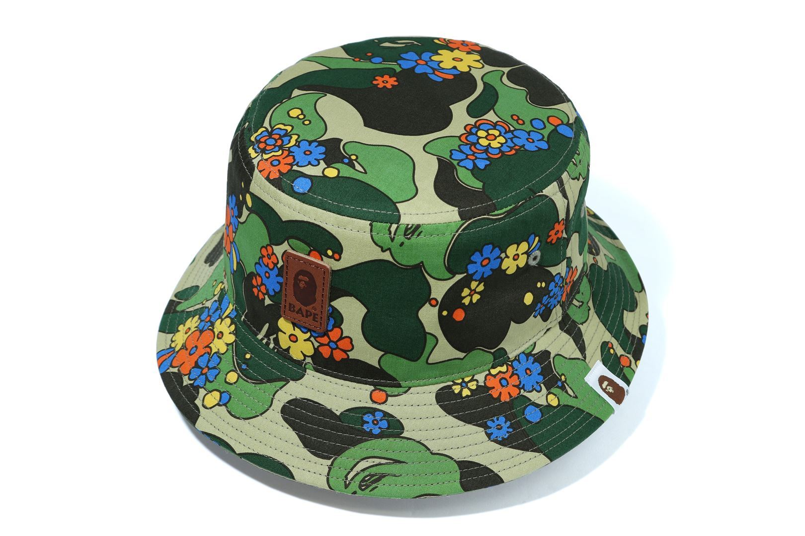 ABC CAMO FLOWER BUCKET HAT_a0174495_11532673.jpg