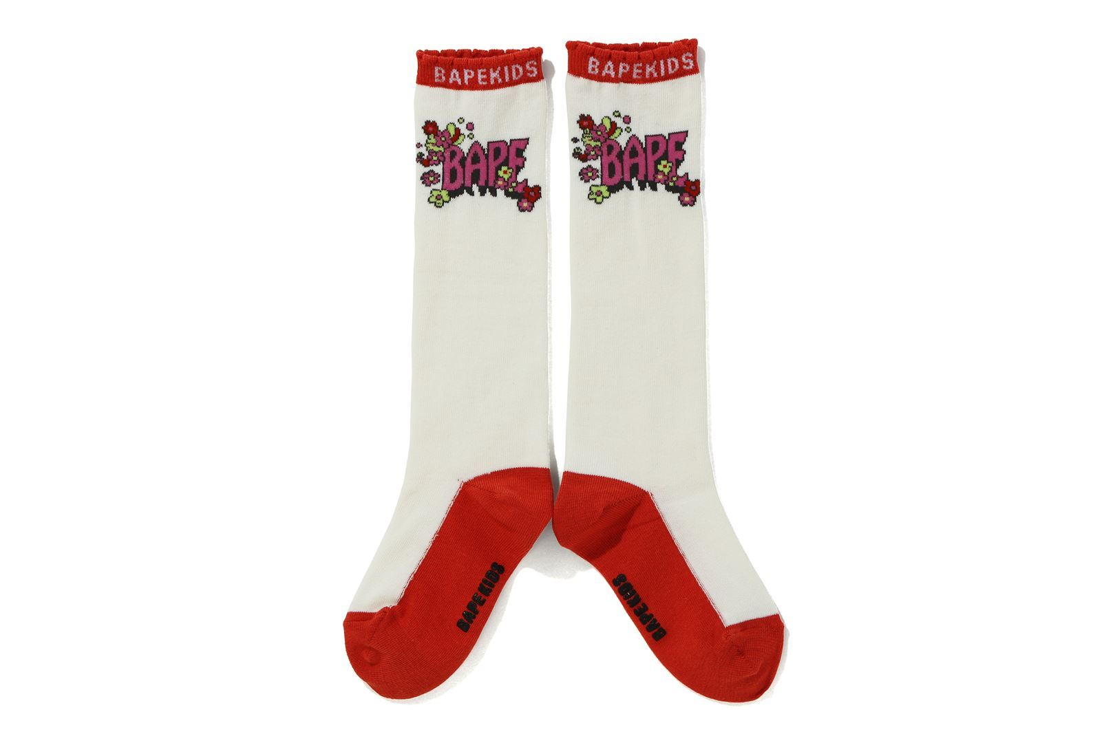 FLOWER BAPE® LONG SOCKS_a0174495_12295467.jpg