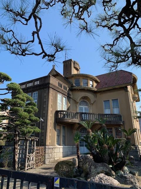 徳島の洋館・三河家住宅_a0126497_21523669.jpg