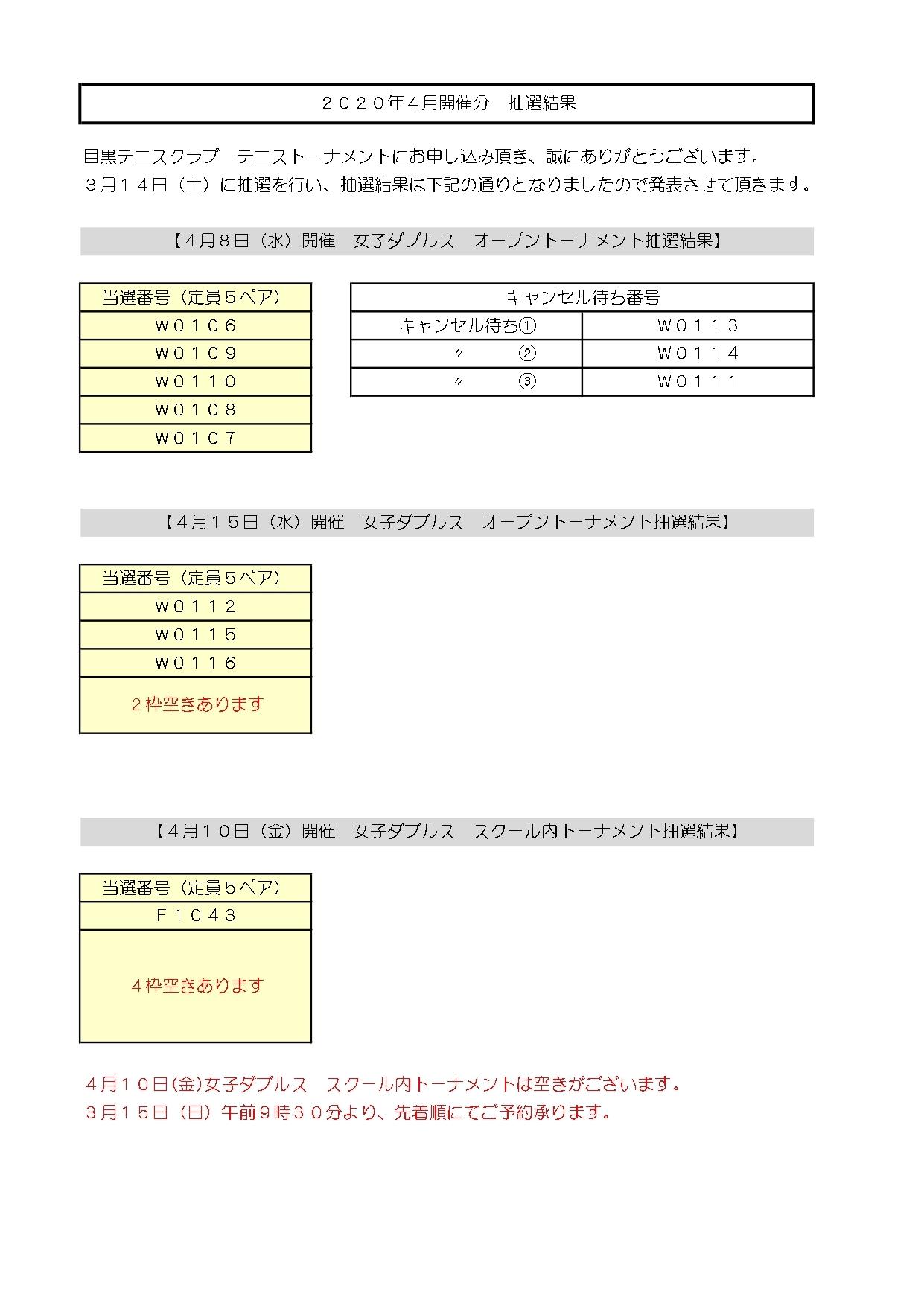 2020.4月トーナメント抽選結果_b0158200_15265293.jpg