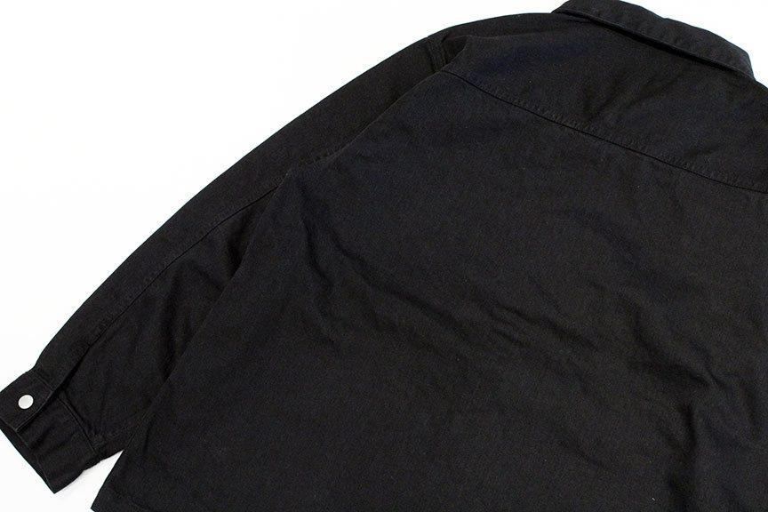 "COMFORTABLE REASON (コンフォータブルリーズン) \"" Black Denim Jacket \""_b0122806_13482359.jpg"