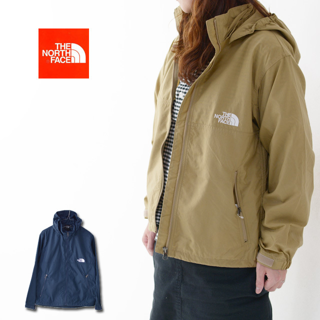 THE NORTH FACE [ザ ノースフェイス正規代理店] Ks Compact Jacket [NPJ21810] コンパクトジャケット(大人の女性も着用可能)LADY'S/KID\'S _f0051306_14504593.jpg