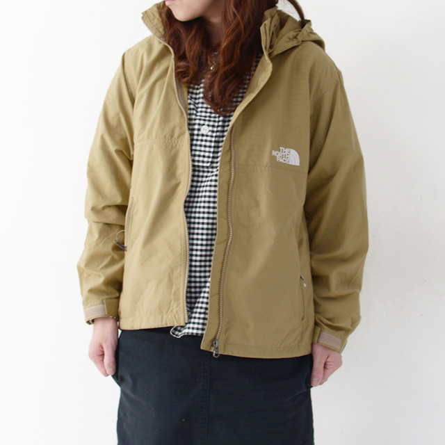 THE NORTH FACE [ザ ノースフェイス正規代理店] Ks Compact Jacket [NPJ21810] コンパクトジャケット(大人の女性も着用可能)LADY'S/KID\'S _f0051306_14504638.jpg