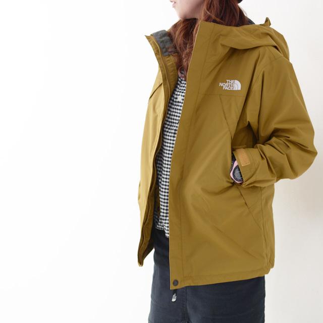 THE NORTH FACE [ザ ノースフェイス正規代理店] Ks Scoop Jacket [NPJ61913]アウター・ナイロンジャケット・シェル・LADY\'S / KID\'S _f0051306_15130742.jpg