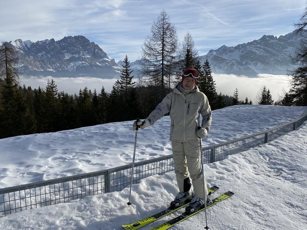 """2020年2月『イタリア・ドロミテ・スキー その1』 February 2020 \""""Skin in Dolomiti, Italia\""""_c0219616_06213128.jpg"""
