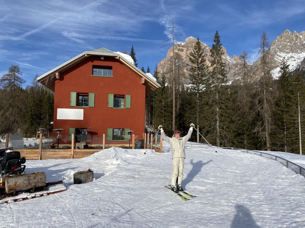"""2020年2月『イタリア・ドロミテ・スキー その1』 February 2020 \""""Skin in Dolomiti, Italia\""""_c0219616_06213166.jpg"""