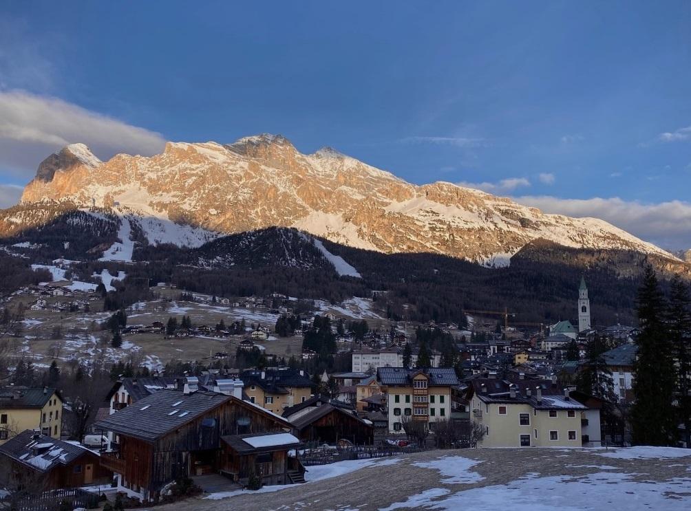 """2020年2月『イタリア・ドロミテ・スキー その2: Enrosadira』 February 2020 \"""" Dolomiti Ski: Enrosadira\""""_c0219616_06541915.jpg"""