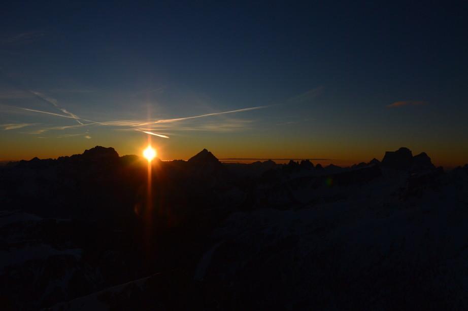 """2020年2月『イタリア・ドロミテ・スキー その2: Enrosadira』 February 2020 \"""" Dolomiti Ski: Enrosadira\""""_c0219616_07113829.jpg"""