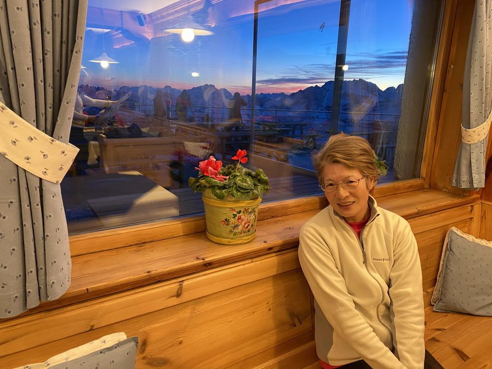 """2020年2月『イタリア・ドロミテ・スキー その2: Enrosadira』 February 2020 \"""" Dolomiti Ski: Enrosadira\""""_c0219616_08581727.jpg"""