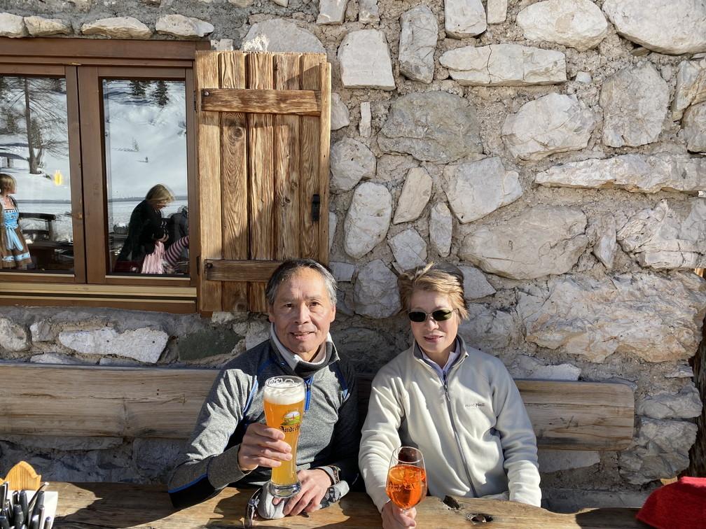 """2020年2月『イタリア・ドロミテスキー その3:食事編』 February 2020 \""""Dolomiti Ski: Food and Wine\""""_c0219616_11081957.jpg"""