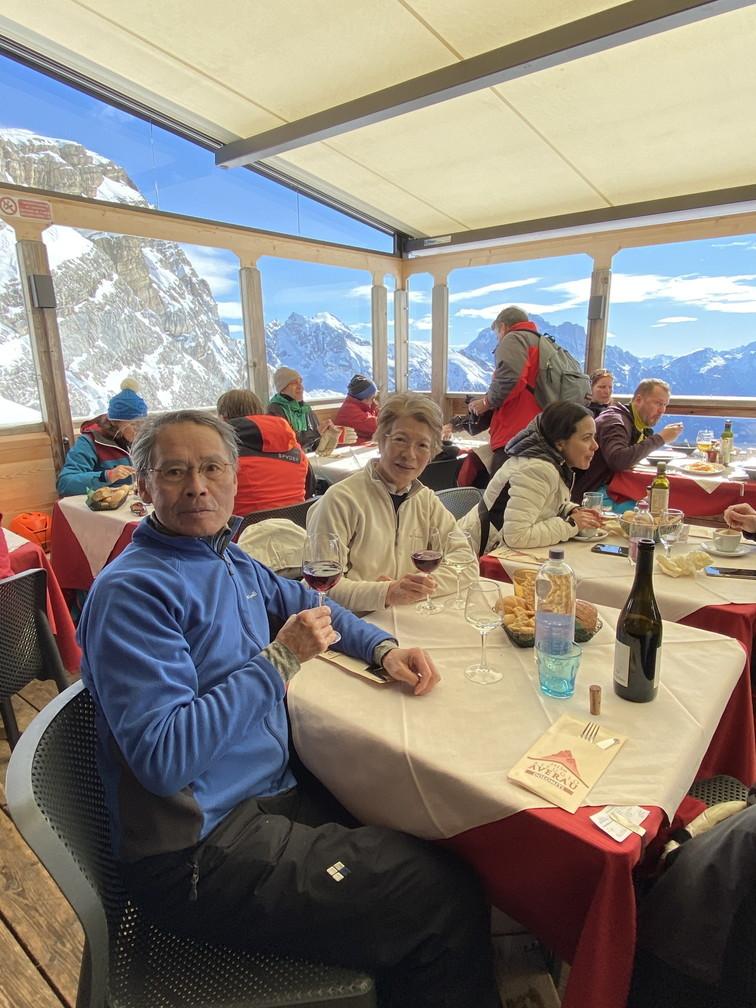 """2020年2月『イタリア・ドロミテスキー その3:食事編』 February 2020 \""""Dolomiti Ski: Food and Wine\""""_c0219616_11090571.jpg"""