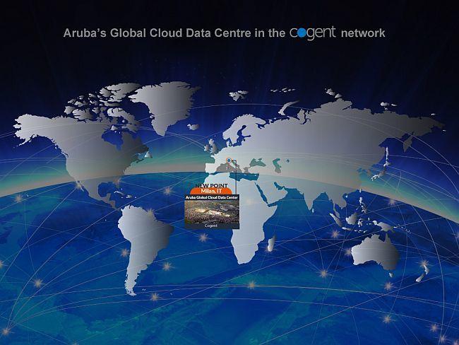 Aruba\'s Global Cloud Data Center enhances international accessibility with Cogent PoP_a0390018_19281894.jpg