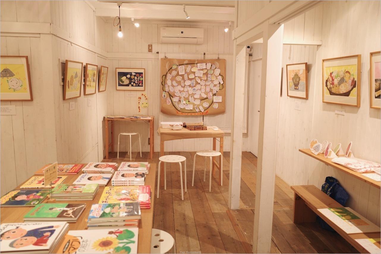 おでんのおうさま 原画展 1階カフェ・あったか〜い展_d0253520_16523541.jpg
