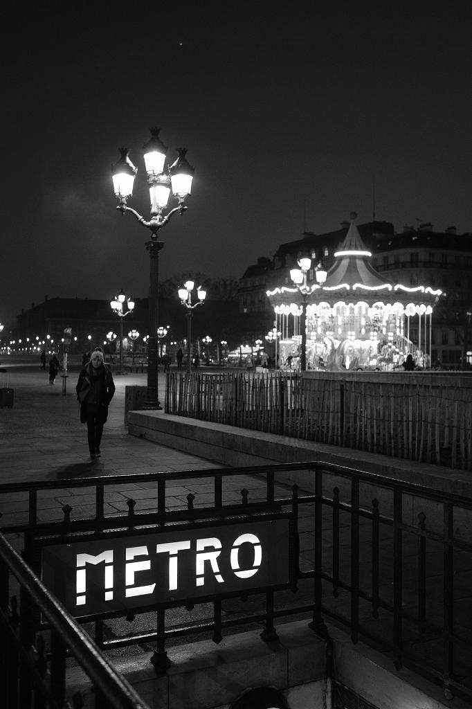 一番星 パリ  2020年1月24日_f0050534_08263957.jpg