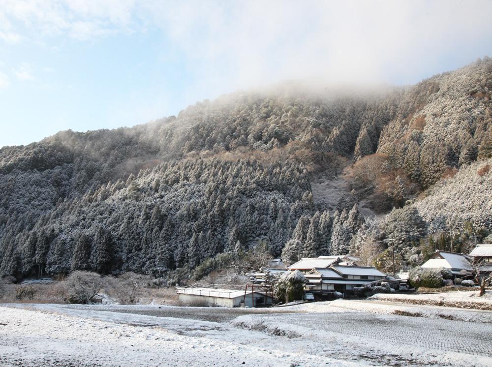 宇陀市 戒場(かいば) 雪景色 2_c0108146_21084314.jpg