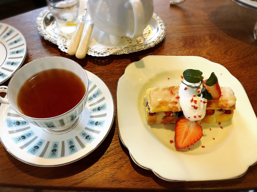 Tea Cozy@2020年3月_e0292546_01125231.jpg